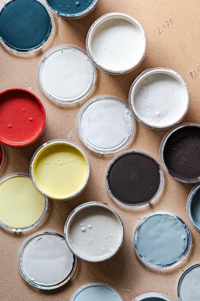 Latexfarbe: Vorteile