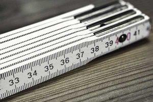 Tapeten berechnen: Übersicht Tapetenrollen-Verbrauch nach Raumumfang & Raumhöhe