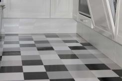 Der PVC Bodenbelag oder auch der Design-Belag von der Rolle
