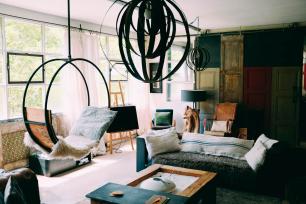 Außergewöhnliche Inneneinrichtung – Exzentrischer Wohnstil