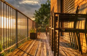 Terrassen- & Balkon-Sichtschutz: Ideen, die inspirieren