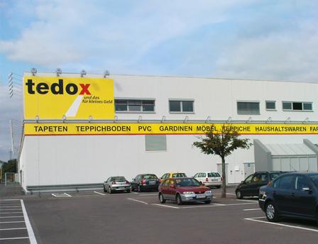Ihr Renovierungs Discounter Tedox In Homburgsaar