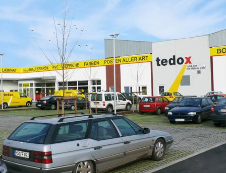 Ihr Renovierungs Discounter Tedox In Munster