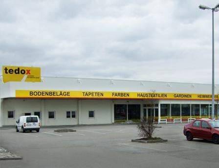 Ihr Renovierungs Discounter Tedox In Augsburg