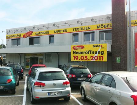 Ihr Renovierungs Discounter Tedox In Hamburg Harburg