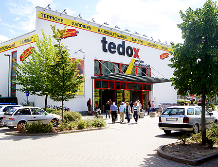 Ihr Renovierungs Discounter Tedox In Berlin