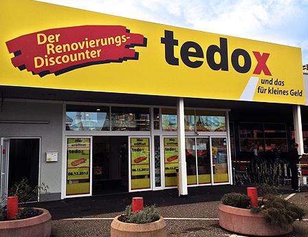 Ihr Renovierungs Discounter Tedox In Karlsruhe