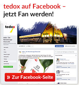 tedox auf Facebook