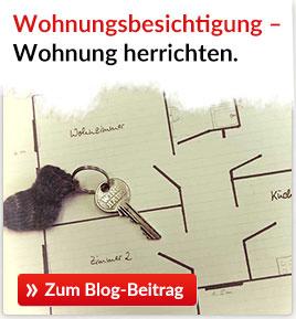 tedox Blog - Wohnung für Wohnungsbesichtigung herrichten