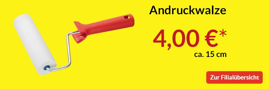 tedox Andruckwalze