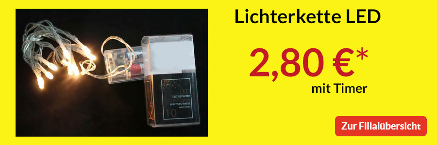 tedox Lichterkette