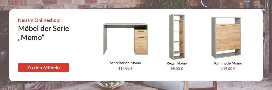 tedox Möbel Serie Momo